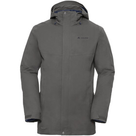 VAUDE Idris II Jacket Men grey